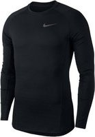 Nike Pro warm shirt long-sleeve black/dark grey (men) (929721-010)