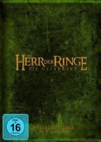 Der Herr der Ringe 1 - Die Gefährten (Special Editions) (DVD)