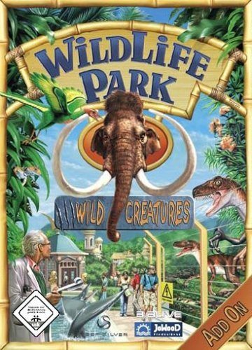 WildLife Park: Wild Creatures (Add-on) (German) (PC) -- via Amazon Partnerprogramm