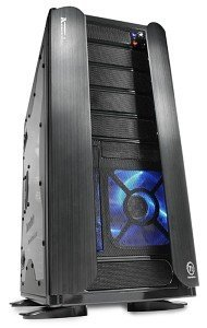 Thermaltake Armor Jr. black with side panel window (VC3000BWS)