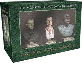 Classic Monster Collection Box (DVD)