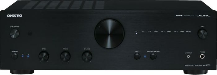 Onkyo A-9050 amplifier black