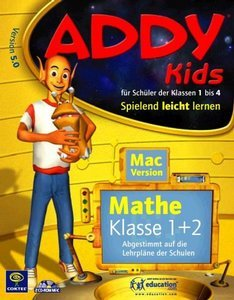 Addy Mathe 5.0 klasa 1+2 (MAC)