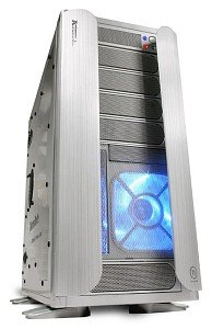Thermaltake Armor Jr. silver with side panel window (VC3000SWA)