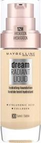 Maybelline Dream Radiant Liquid Foundation 30 sand, 30ml