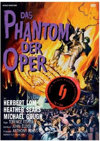 Das Phantom der Oper -- via Amazon Partnerprogramm