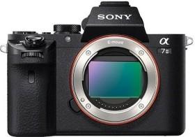 Sony Alpha 7 II schwarz Gehäuse (ILCE-7M2)
