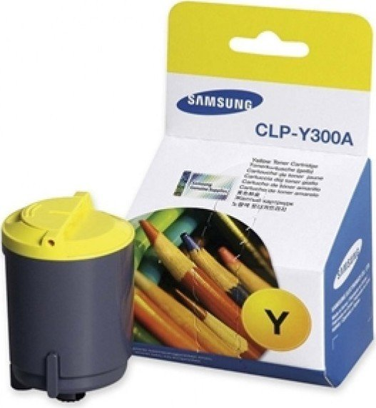 Samsung CLP-Y300A Toner gelb -- via Amazon Partnerprogramm