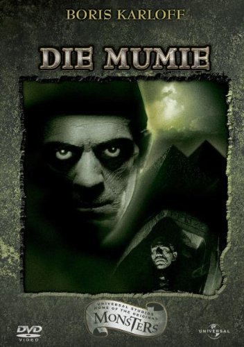 Die Mumie Collection -- via Amazon Partnerprogramm