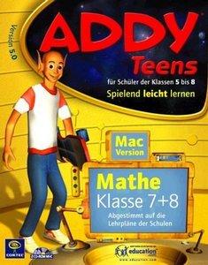 Coktel Addy Mathe 5.0 Klasse 7+8 (MAC)