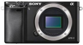 Sony Alpha 6000 schwarz Body (ILCE-6000B)