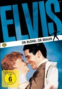 Elvis Presley - Ob blond, ob braun