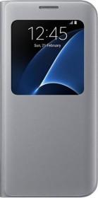 SAMSUNG EF-CG935PSEGWW für Samsung Galaxy S7 Edge in Silber<br>(Art# 2107570)