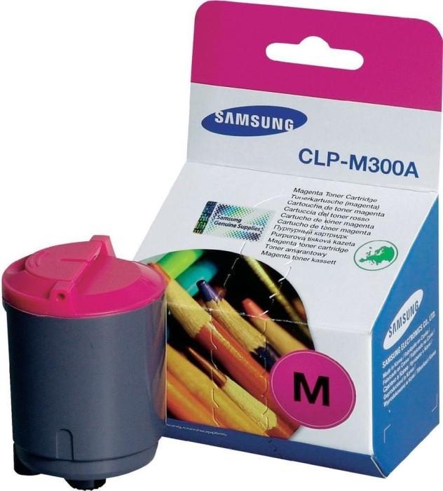 Samsung CLP-M300A Toner magenta -- via Amazon Partnerprogramm