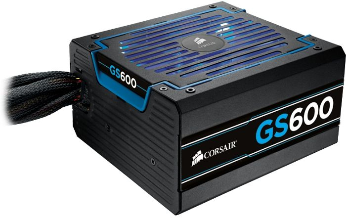 Corsair Gaming Series GS600 2013 Edition 600W ATX 2.31 (CP-9020063-EU)
