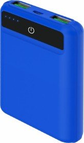 Celly Powerbank Pocket Size 5000 Feeling blau (PBPOCKET5000BL)