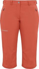 VauDe Farley Stretch Capri II Hose 3/4 hotchili (Damen) (04578-924)