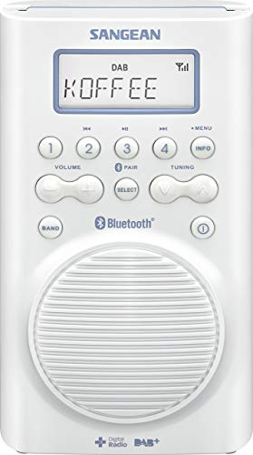 Sangean H-205 BT biały -- via Amazon Partnerprogramm