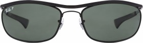 Ray-Ban RB3119M Olympian I Deluxe 62mm black/green classic (RB3119M-002/58)
