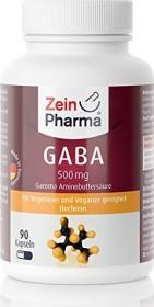 Gaba 500mg capsules, 90 pieces