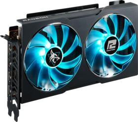 PowerColor Radeon RX 6600 Hellhound, 8GB GDDR6, HDMI, 3x DP (AXRX 6600 8GBD6-3DHL)