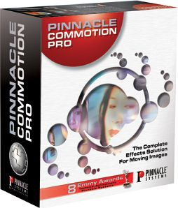 Pinnacle Commotion Pro (englisch) (PC/MAC)