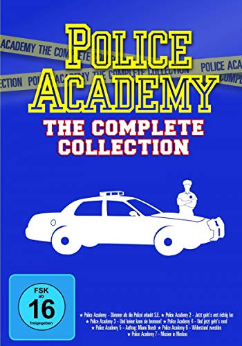 Police Academy Complete Collection -- via Amazon Partnerprogramm