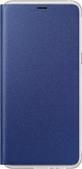 Samsung EF-FA530PL Neon Flip Cover für Galaxy A8 (2018) blau
