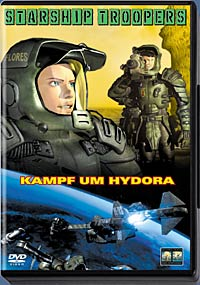 Starship Troopers Vol.  3: Kampf um Hydora
