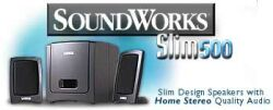 Creative Cambridge Soundworks slim 500