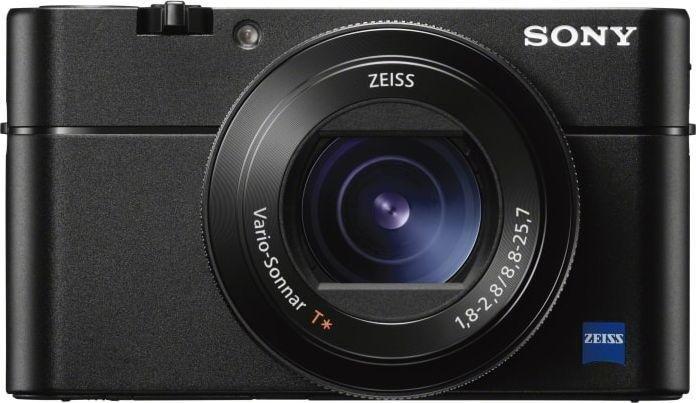 Sony Cyber-shot DSC-RX100 V czarny (DSC-RX100M5)