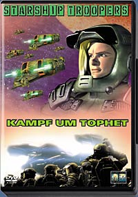 Starship Troopers Vol. 4: Kampf um Tophet