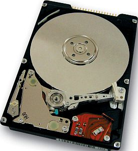 HGST Travelstar 5K80 20GB, IDE (HTS548020M9AT00/08K0636)