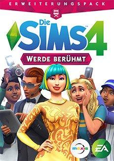 Die Sims 4: Werde Berühmt (Download) (Add-on) (PC)