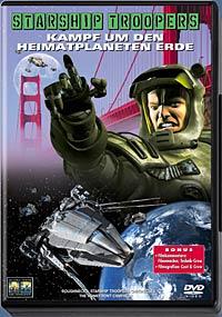 Starship Troopers Vol. 6: Kampf um den Heimatplaneten Erde