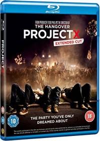 Project X (Blu-ray) (UK)
