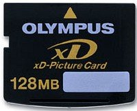Olympus xD-Picture Card type S 128MB (N1732492)