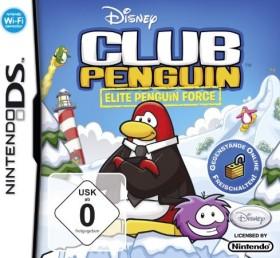 Club Penguin: Elite Penguin Force (DS)