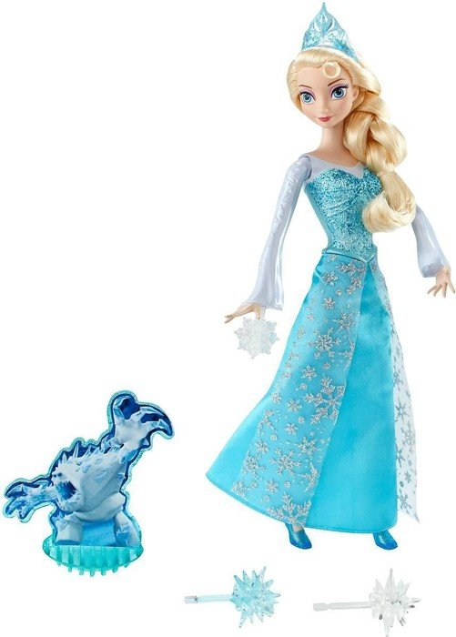 Mattel barbie disney princess die eisk nigin eiszauber - Barbie princesse des neiges ...