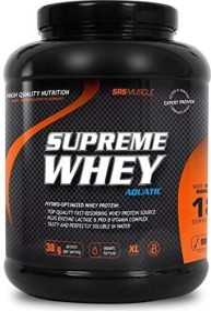 SRS Supreme Whey Vanille 900g