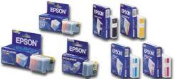 Epson T489 tusz błękitny/błękit jasny (C13T489011)