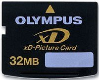 Olympus xD-Picture Card type S 32MB (N1732092)