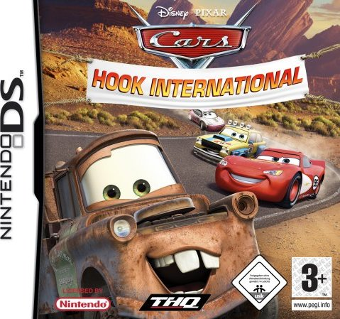 Cars - Hook International (deutsch) (DS) -- via Amazon Partnerprogramm