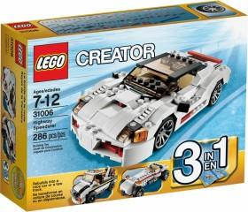 LEGO Creator 3in1 - Highway Speedster (31006)