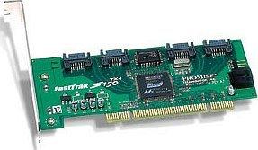 Promise FastTrak S150 TX4 retail, PCI