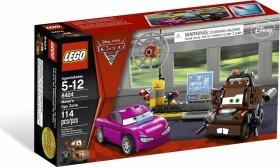LEGO Cars - Hooks Agentenzentrale (8424)