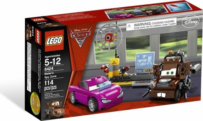 LEGO Cars - Hooks Agentenzentrale (8424) -- via Amazon Partnerprogramm