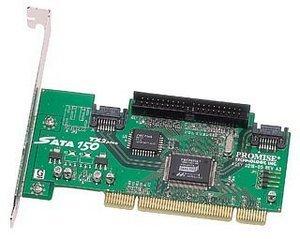 Promise SATA150 TX2plus retail, PCI