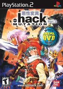 .hack Vol. 2 - Mutation (deutsch) (PS2)