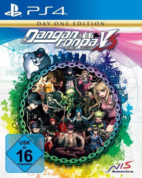 Danganronpa V3: Killing Harmony (angielski) (PS4) -- via Amazon Partnerprogramm